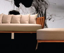 Divan Daybed And Stool