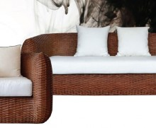 Rattan 3+2 Outdoor Sofa Set