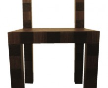 Chequer Dining/Study CHair