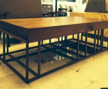 Chengal Coffee Table